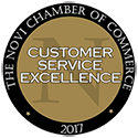 Customer service excellence seal